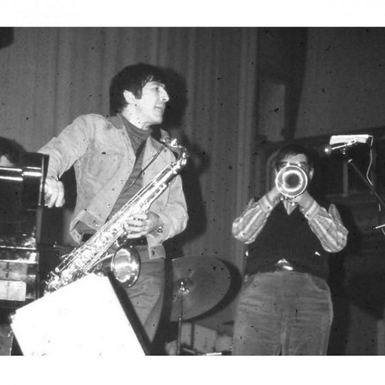 JR. Monterose & Jon Eardley