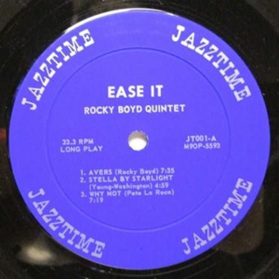 Jazztime JTS 001