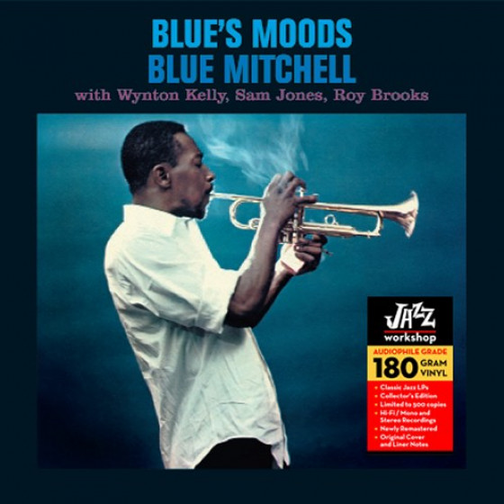 Blue's Mood (Audiophile 180gr. HQ Vinyl)
