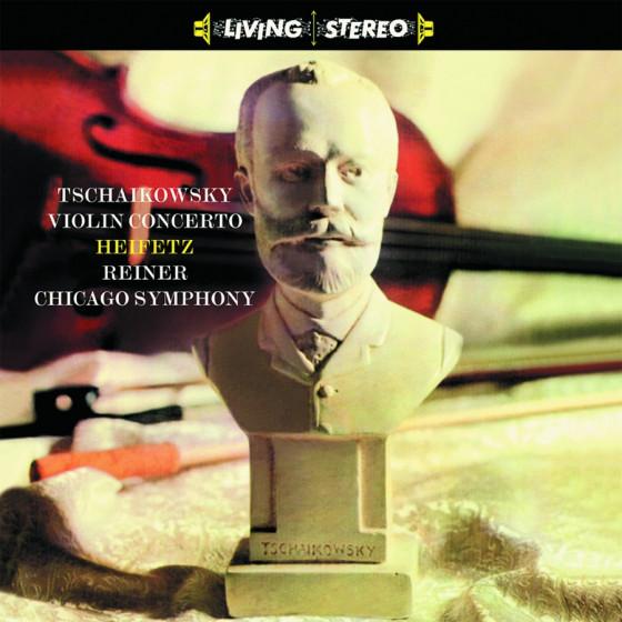Heifetz / Reiner · Chicago Symphony (Audiophile 180gr. HQ Vinyl)