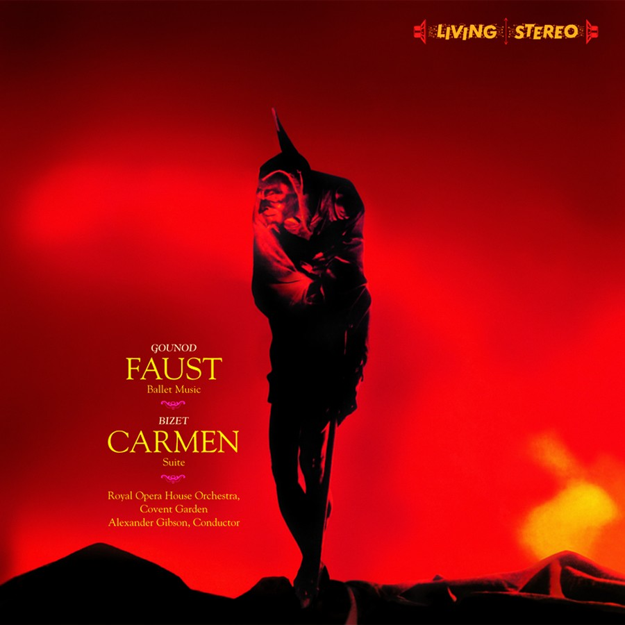 Alexander Gibson Faust Carmen 183 Royal Opera House