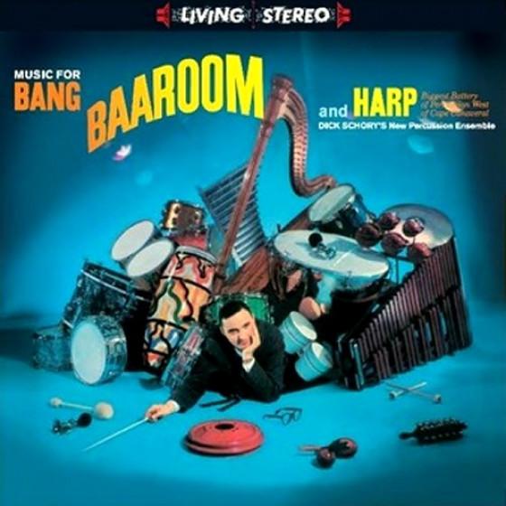 Music For Bang, Baa-Room And Harp (Audiophile 180gr. HQ Vinyl)