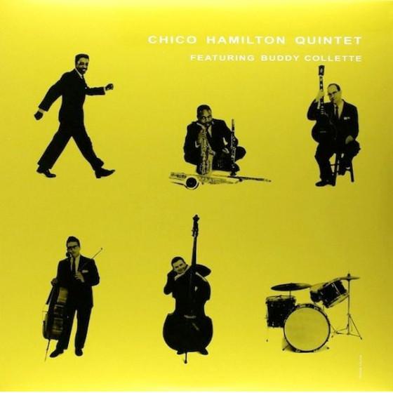 Chico Hamilton Quintet (Vinyl)