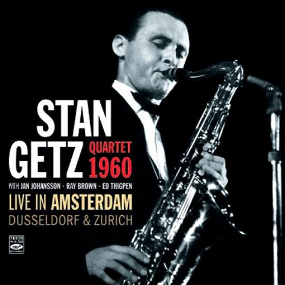 Quartet 1960 · Live in Amsterdam, Dusseldorf & Zurich