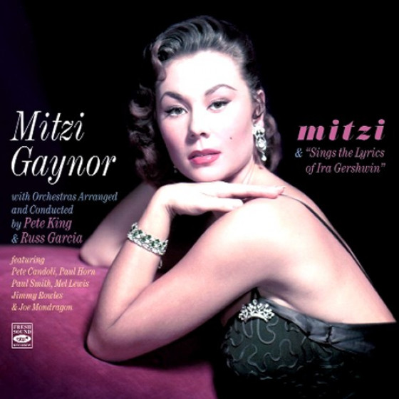 Mitzi + Sings the Lyrics of Ira Gershwin (2 LP on 1 CD) + Bonus Tracks