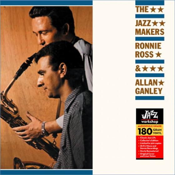 The Jazz Makers (Audiophile 180gr. HQ Vinyl)