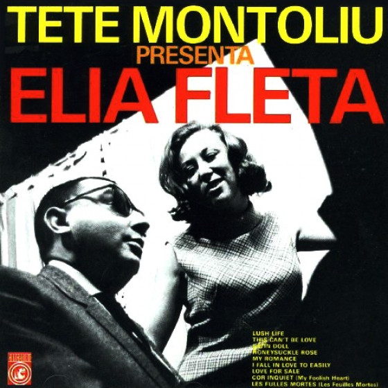 Tete Montoliu Presenta Elia Fleta