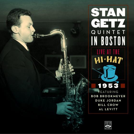 Quintet in Boston · Live at the Hi-Hat 1953 (2-CD)