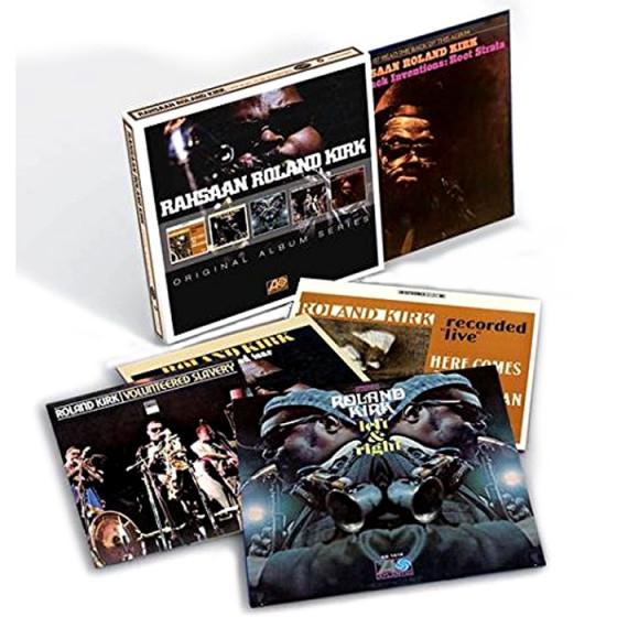 Original Album Series (5-CD Box Set)