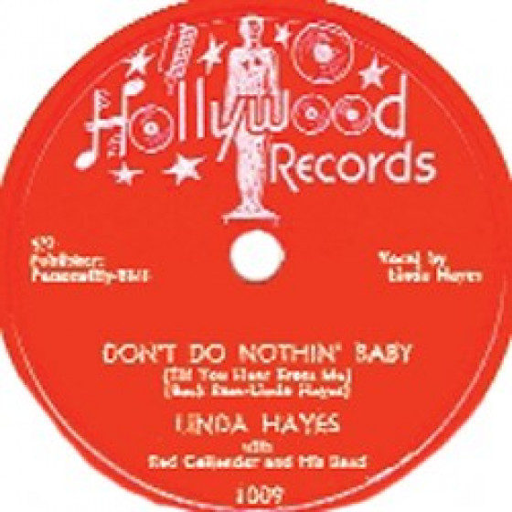 Hollywood 78 rpm 1009