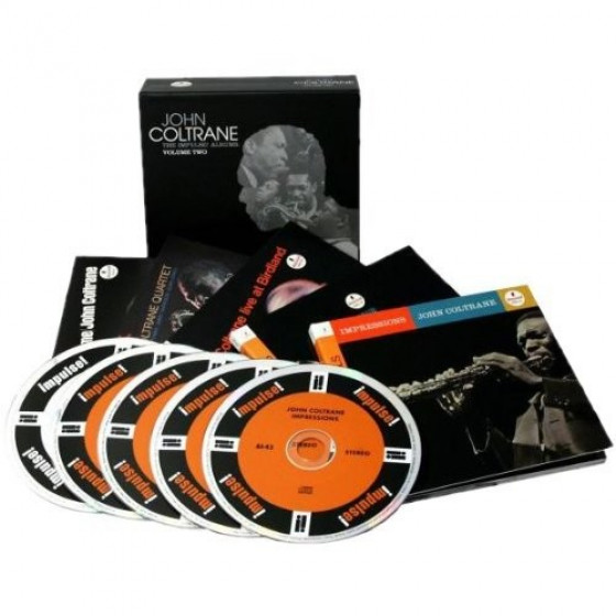 The Impulse Albums: Volume Two (5-cd Box Set)
