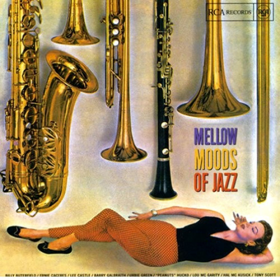 The Mellow Moods of Jazz
