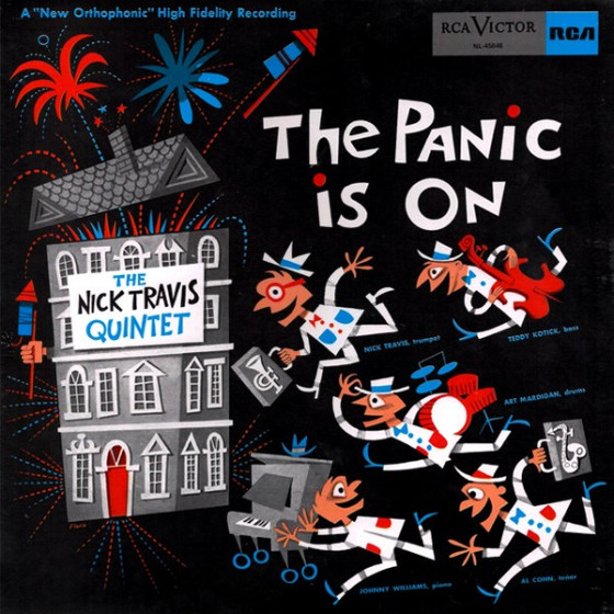 The Panic Is On