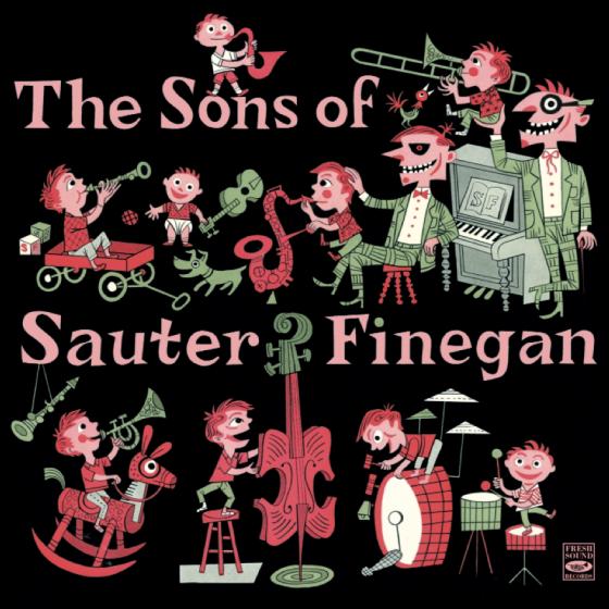 The Sons of Sauter-Finegan + Bonus Tracks