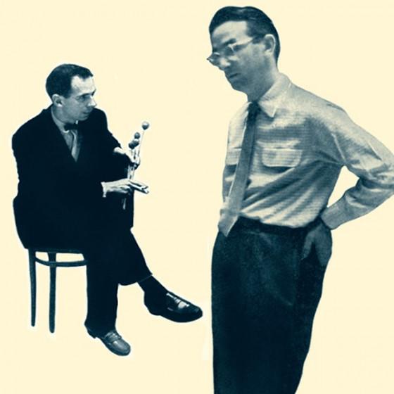 Bill Finegan & Eddie Sauter