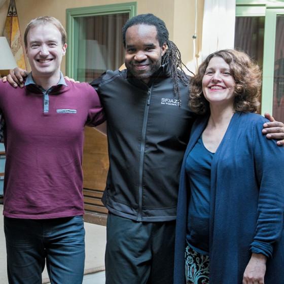 David Prez, Obed Calvaire & Sara Lazarus