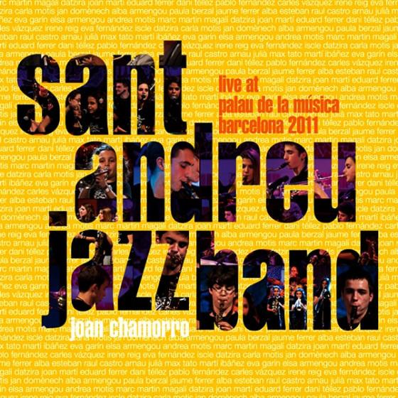 Jazzing 3 - Live at Palau de la Musica, Barcelona 2011 (CD + DVD)
