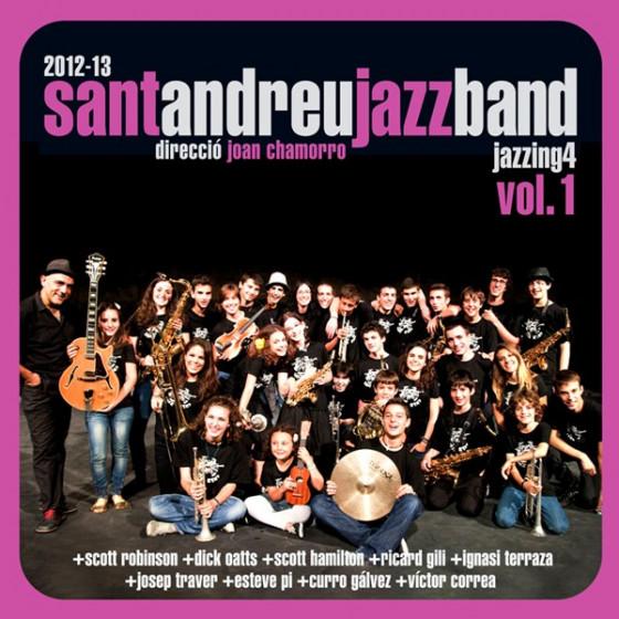 Jazzing 4, Volume 1 (CD + DVD)
