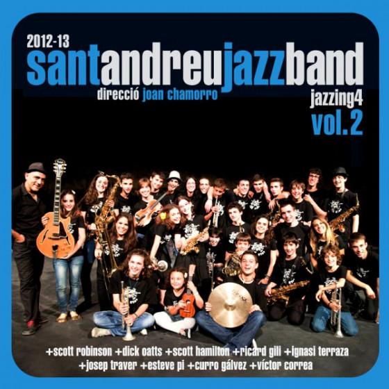 Jazzing 4, Volume 2 (CD + DVD)
