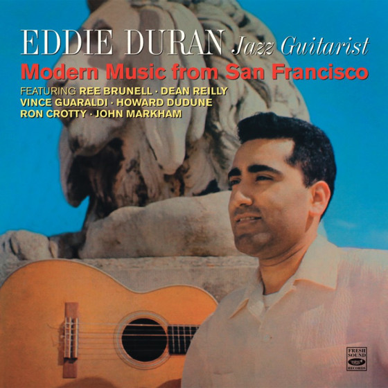 Jazz Guitarist: Modern Music From San Francisco