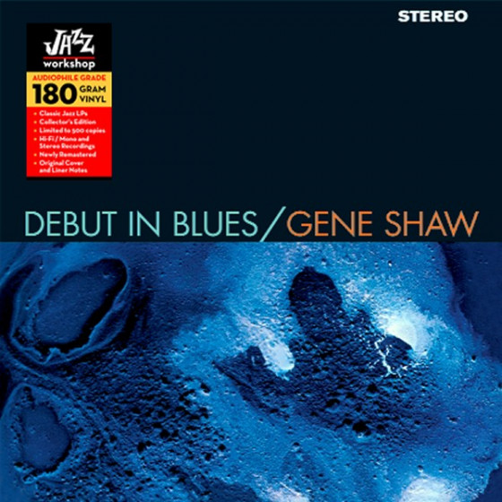 Debut in Blues (Audiophile 180gr. Hq Vinyl)