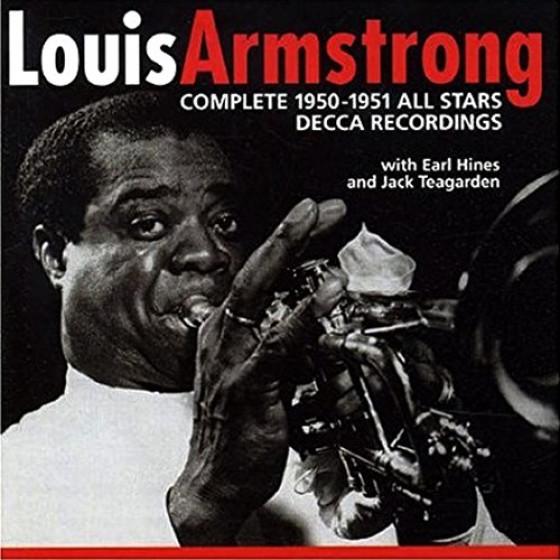 Complete 1950-1951 All Stars Decca Recordings (2-CD)