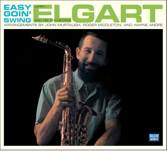 Larry Elgart And His Orchestra + Easy Goin' Swing (2 LP on 1 CD) Digipack