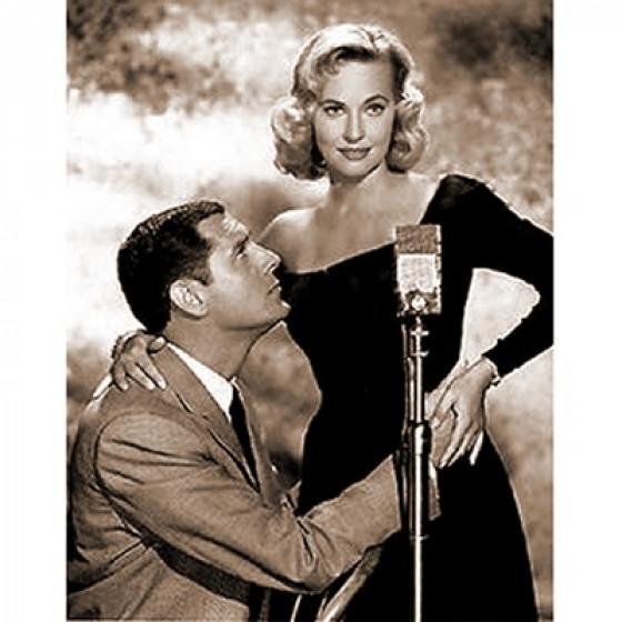 Craig Stevens & Lola Albright