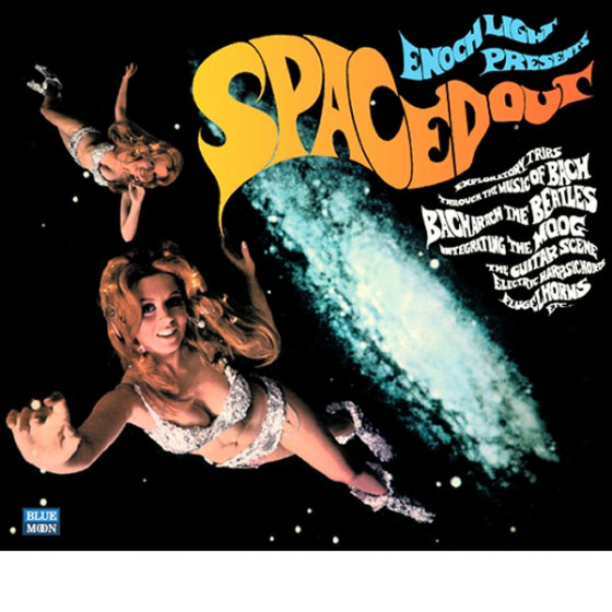 Spaced Out + Charge! (2 LP on 1 CD) Digipack