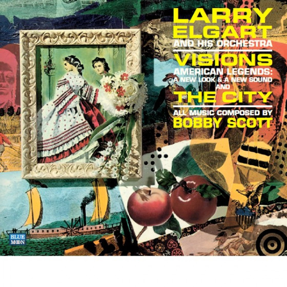 Visions + The City (2 LP on 1 CD) Digipack
