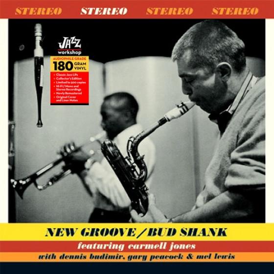 New Groove (Audiophile 180gr. Hq Vinyl)