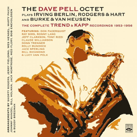 The Complete TREND & KAPP Recordings 1953-1956 (3 LP on 2 CD) + Bonus Tracks