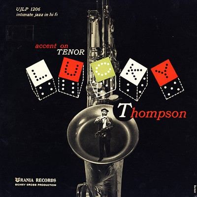 Lucky Thompson - Accent On Tenor Sax