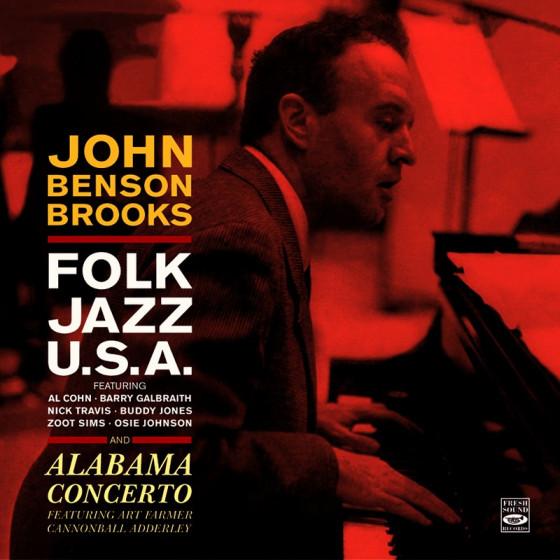 Folk Jazz U.S.A. & Alabama Concerto (2 LP on 1 CD)