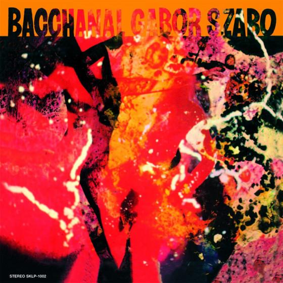 Bacchanal (180gr. Vinyl Gatefold Sleeve)
