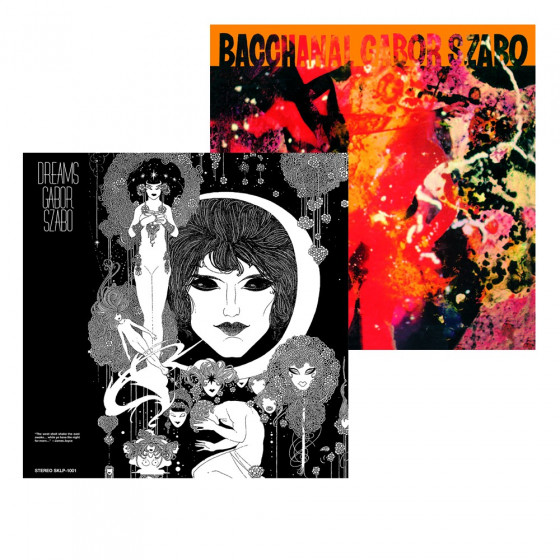Dreams + Bacchanal (180gr. Vinyl Gatefold Sleeve ) 2-LP Pack