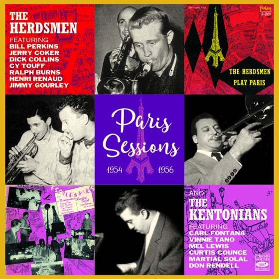 Paris Sessions 1954-1956 (2-CD)