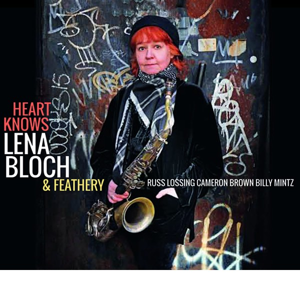 Image result for Jazz: Lena Bloch and the Feathery Quartet