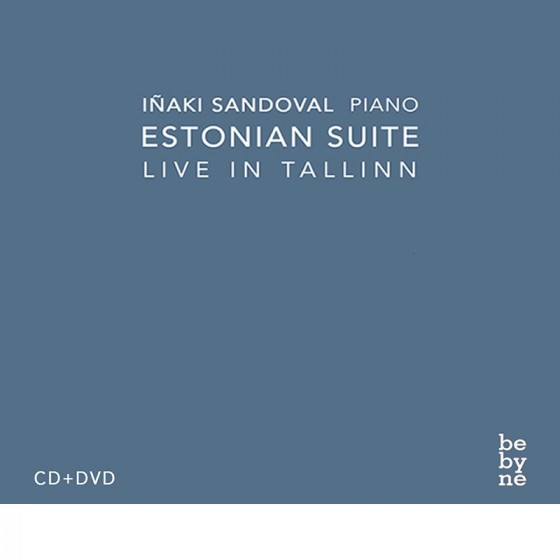 Estonian Suite - Live in Tallinn (CD & DVD) Digipack
