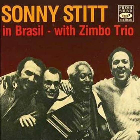 In Brasil · With Zimbo Trio