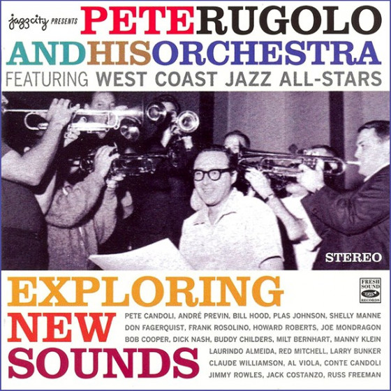 Exploring New Sounds (4 LP on 2 CD)