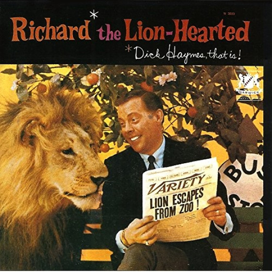 Richard The Lion Hearted
