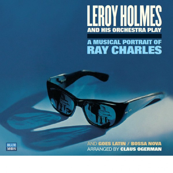 A Musical Portrait of Ray Charles + Goes Latin / Bossa Nova (2 LP on 1 CD) Digipack