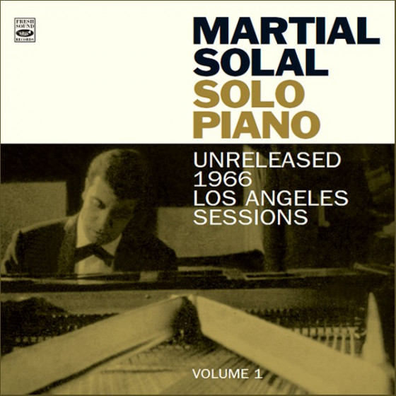 Solo Piano: Unreleased 1966 Los angeles Session · Volume 1