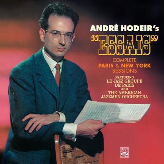 Essais · Complete Paris & New York Sessions (4 LP on 2 CD)