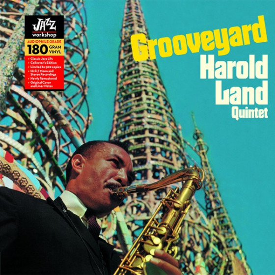 Grooveyard (Audiophile 180gr. HQ Vinyl)