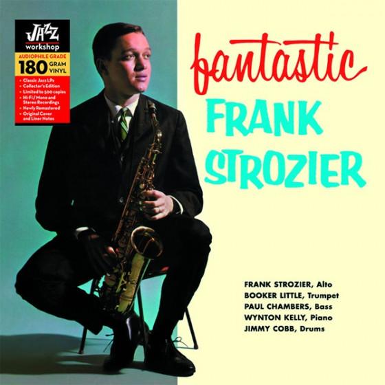 Fantastic Frank Strozier (Audiophile 180gr. HQ Vinyl)