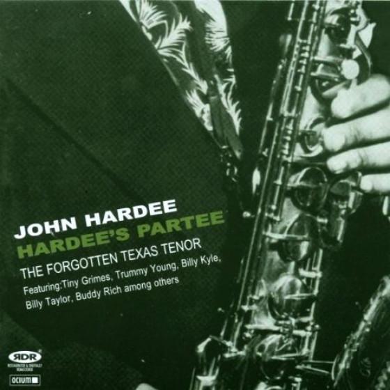 Hardee's Partee - The Forgotten Texas Tenor