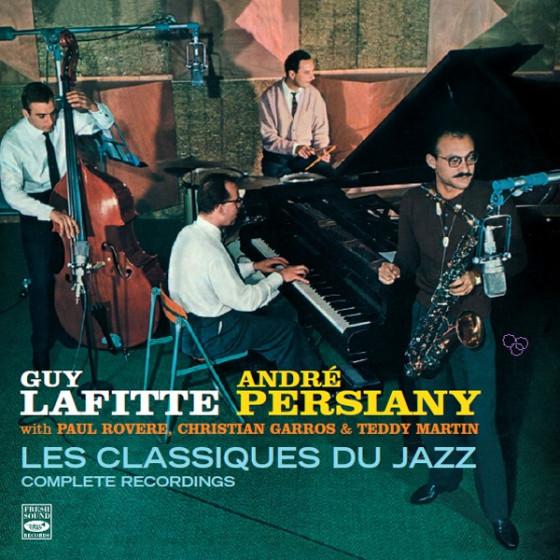 Les Classiques du Jazz · Complete Recordings (2 LP on 1 CD)