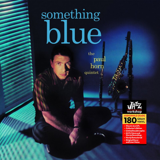 Something Blue (Audiophile 180gr. HQ Vinyl)
